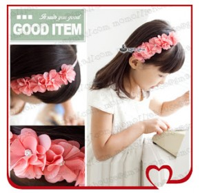 Korean Beautiful Handmade Aliceband - Hannah
