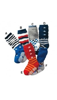 Socks - Japanese Boys Bubbles Socks (1 pair)