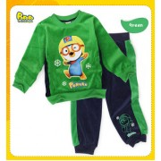 GAP Sleepware 2pc set - Pororo (Green) (2Y, 5Y, 7Y)