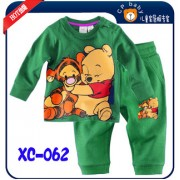 GAP Sleepware 2pc set - Baby Pooh & Tiger (5Y, 6Y)
