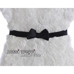 Magic Cube Notti Peppi - 3D Rosette Elegant Party Dress - WHITE (1Y, 2Y, 3Y, 5Y, 6Y)
