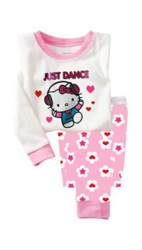 GAP Sleepware 2pc Set - Hello Kitty Just Dance ( 2Y, 3Y, 5Y, 6Y)