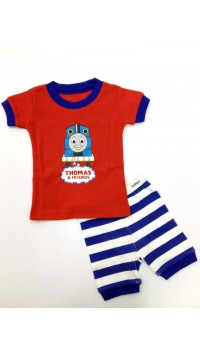 Baby GAP PJ 2pc Set - Thomas & Friends (6M)