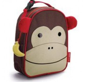 Zoo Lunchies Insulated Lunch Bags (Monkey)