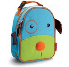 Zoo Lunchies Insulated Lunch Bags (Dog)