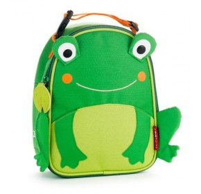 Zoo Lunchies Insulated Lunch Bags (Froggie)