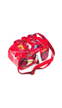 Disney Pixar Cars McQueen Lunch Box/Hand Bag