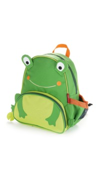 Zoo Packs - Little Kid Backpacks (Frog)