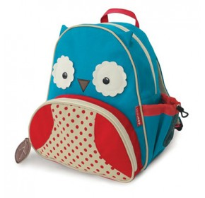 Zoo Packs - Little Kid Backpacks (Owl)