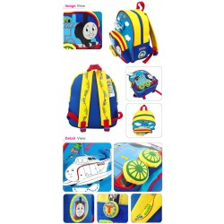 Thomas Canvas Backpack - Plane