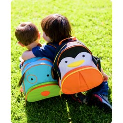 Zoo Packs - Little Kid Backpacks (Penguin)