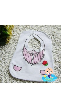 Monril size XL Waterproof Bib - Princess