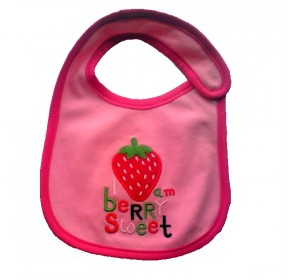 Carter's Water Proof Bib - I Am Berry Sweet