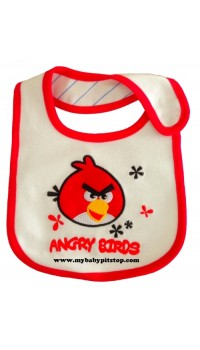 Carter's Water Proof Bib - Angry Bird