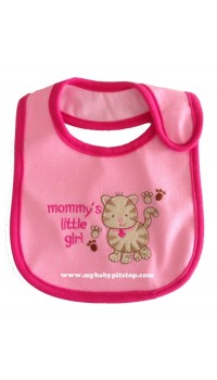 Carter's Water Proof Bib - Mommy's Little Girl