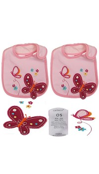 Carter's Water Proof Bib - Little Butterfly