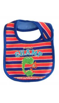 Carter's Water Proof Bib - Daddy's Champ