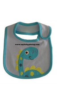 Carter's Water Proof Bib - Dino