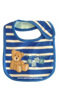 Carter's Water Proof Bib - My Little Teddy
