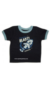 Oshkosh Boys Sleeveless Tee (Blast) (12M, 18M, 24M)