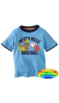 GAP Boys Tee - North Hill Baseball (2Y, 4Y, 5Y)