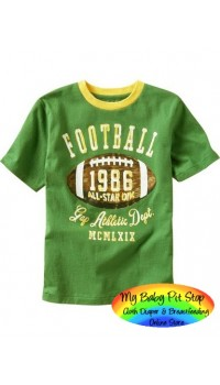 GAP Boys Tee - Football (2Y, 5Y, 6Y)