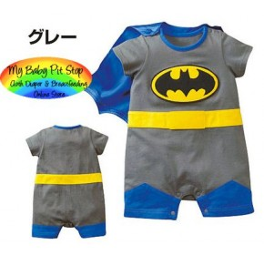 Disney Batman Romper Suit (3Y)