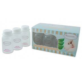 Autumnz - Breastmilk Storage Bottles (10 Bottles per packs)
