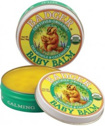Badger Baby Balm (USDA Certified Organic!)