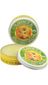 Badger Anti-bug Balm (USDA Certified Organic!)