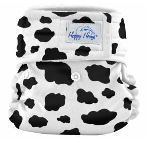 Happy Heinys Cow (Velcro & Snaps)