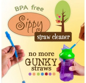 Sippy Straw Cleaner - AWARD WINNING SIPPY