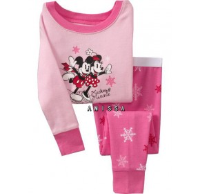 GAP Sleepware 2pc set - Minnie & Mickey (5Y)