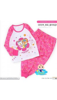 GAP Sleepware 2pc set - Pororo GirlsB (4Y, 5Y)