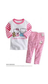 Sleepware 2pc set - Hello Kitty (4Y, 5Y, 6Y)