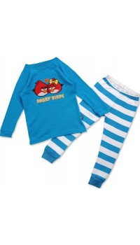 GAP Embroidery Sleepware Boys 2pc set - Angry Bird Couple (2Y, 3Y, 5Y)