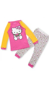 GAP Sleepware 2pc Set - Hello Kitty with Watermelon (4Y, 5Y)