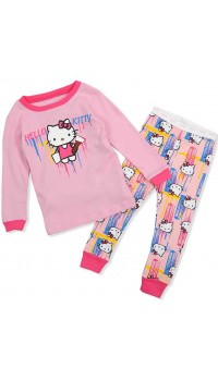 GAP Sleepware 2pc Set - Hello Kitty Painting ( 2Y, 3Y, 4Y, 5Y)