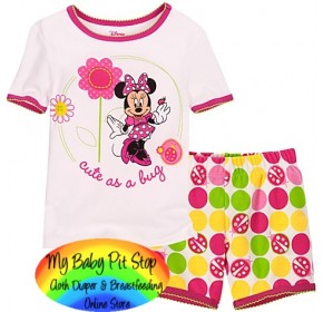 GAP Sleepware 2pc set - Cute as Bug (6Y)