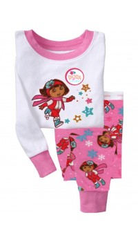 GAP Sleepware 2pc set - Dora Christmas (2Y)