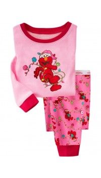 GAP Sleepware 2pc set - Elmo Pink (3Y, 4Y, 5Y)