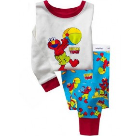 GAP Sleepware 2pc set - ELMO Beach Time ( 3Y, 4Y)