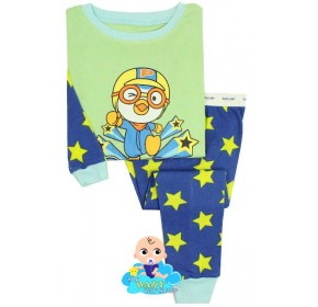 GAP Sleepware Boys 2pc set - Pororo Boys (2Y)