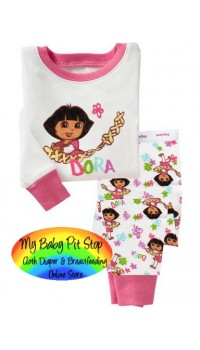 GAP Sleepware 2pc set - Dora (2Y)