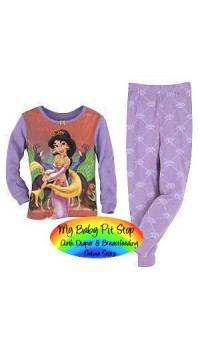 GAP Sleepware 2pc set - Princess Jasmine (2Y)