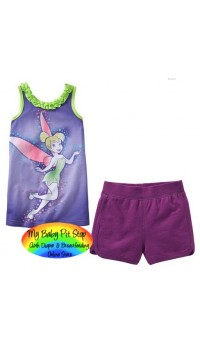 GAP Sleepware 2pc Set - Tinkerbell (18M)