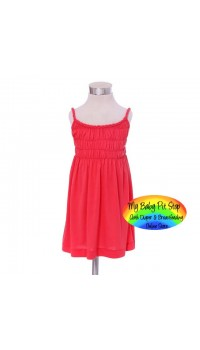 ZARA Strappy Dress (3Y, 4Y)