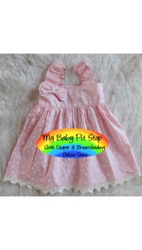 Elyssia Pink Dress (2Y)