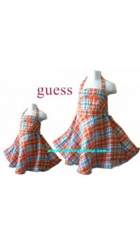 Guess 3 Way Convertible Strap Dress (2Y)