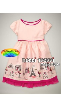Magic Cube Dress - Paris (3Y)